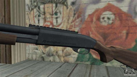 Gta 4 Remington 870 Breacher