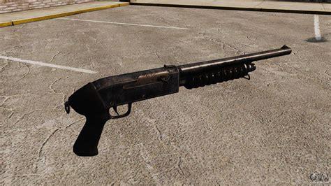 Gta 4 Shotgun