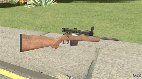 Gta 4 Sniper Rifle Mod
