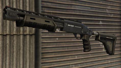 Gta 5 Online Pump Shotgun Mk2