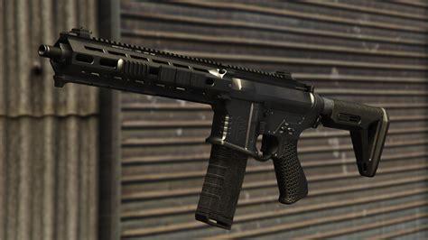Gta 5 Carbine Rifle Scope