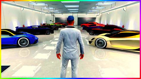 Gta 5 Garage Showcase Make Your Own Beautiful  HD Wallpapers, Images Over 1000+ [ralydesign.ml]
