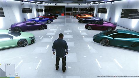 Gta 5 Online Car Garage Make Your Own Beautiful  HD Wallpapers, Images Over 1000+ [ralydesign.ml]