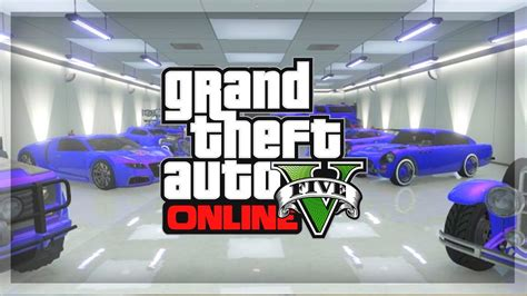 Gta 5 Online Garage Tour Make Your Own Beautiful  HD Wallpapers, Images Over 1000+ [ralydesign.ml]