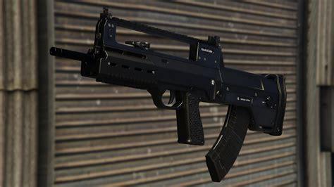 Gta Best Mk2 Rifle