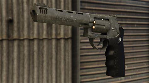 Gta Best Revolver Ammo Agaisnt Opressor