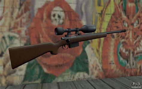 Gta Sa Sniper Rifle Mod