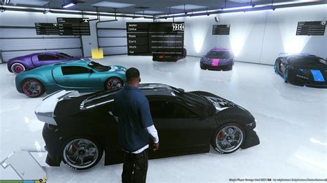 Gta V Car Garage Make Your Own Beautiful  HD Wallpapers, Images Over 1000+ [ralydesign.ml]
