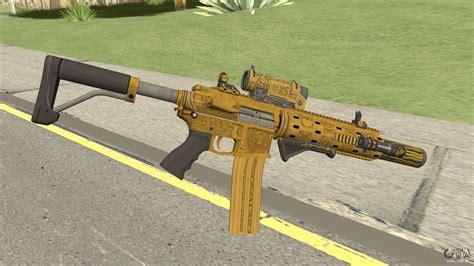 Gta V Luxury Sniper Rifle Skin