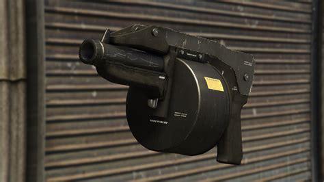 Gta V Sweeper Shotgun