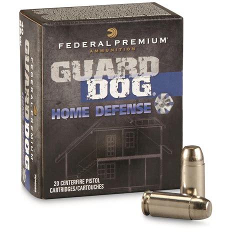 Guard Dog Ammo 40