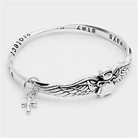 Guardian angel bracelet offer with free s h coupon code