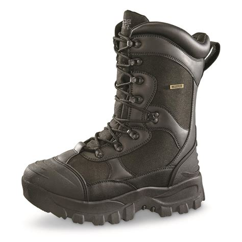 Guide Gear Men S Monolithic Waterproof Insulated Hunting Boots 2400 Gram
