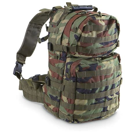 Guide Gear Tactical Backpack Camo