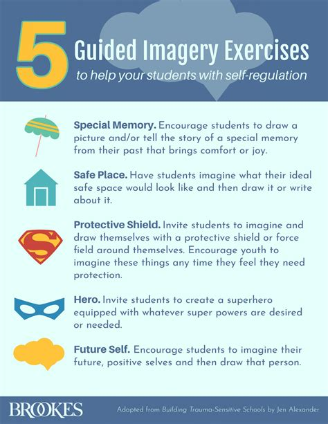 guided imagery exercises