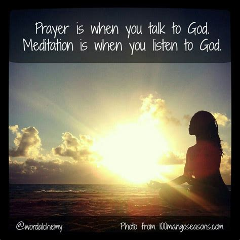 Guided Meditation To Talk To God