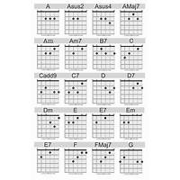 Guitar notes master step by step