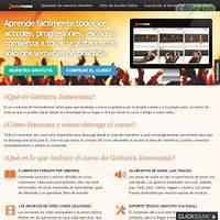 Guitarra jamorama lider en la ensenanza de guitarra online free trial