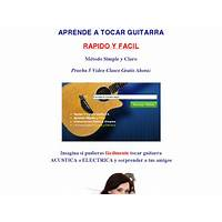 Best reviews of guitarsimple curso guitarra para principiantes en video