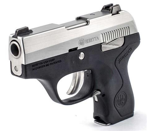 Gun Review Beretta Pico