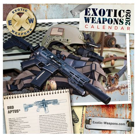 Gun Store Calendar