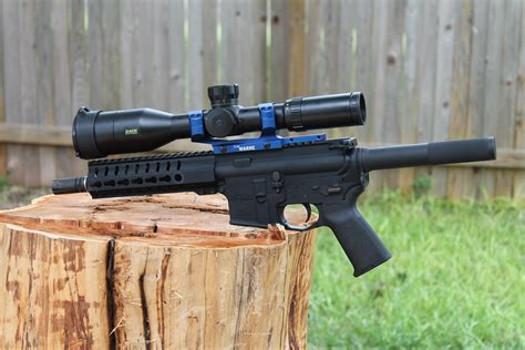 Gun Review CMMG PDW Pistol In 300 BLK - The Truth About Guns