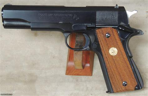 Gun Review Colt Mark IV Series 70 45 ACP - Guns Com