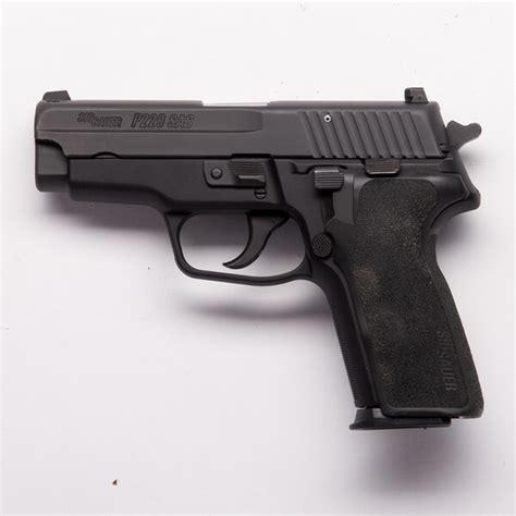 Gun Review SIG Sauer P229 SAS Gen 2 8211 Great For