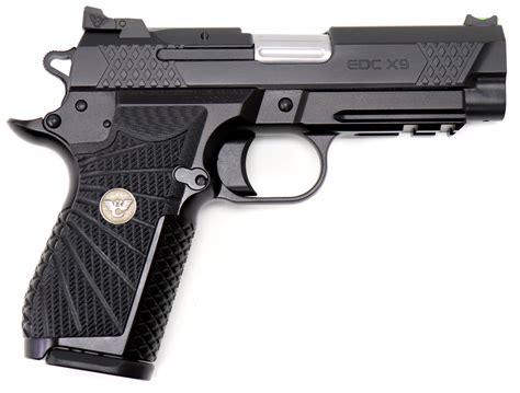 Gun Review Wilson Combat EDC X9 9mm Pistol - The Truth
