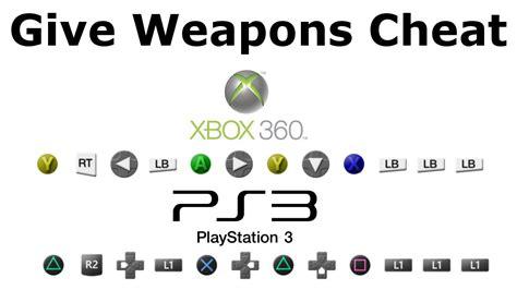 Gun Ammo Cheat Gta 5 Ps3