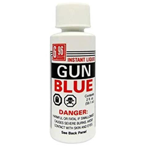 Gun Bluing Oil