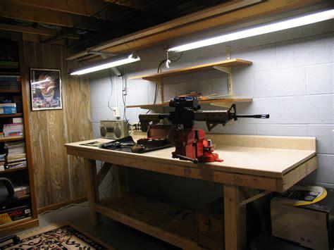 Gun Cleaning Bench