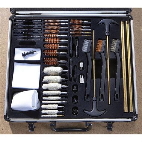 Gun Cleaning Kits Gun Cleaning Supplies Accessories