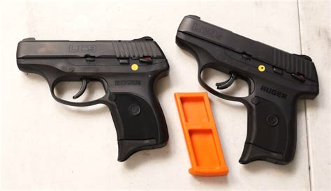 Gun Comparison Ruger LC9 Vs LC9s -- The Truth About Guns