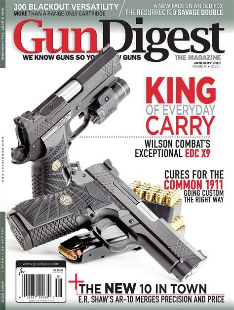 Gun Digest - June 2015 USA - DocShare Tips