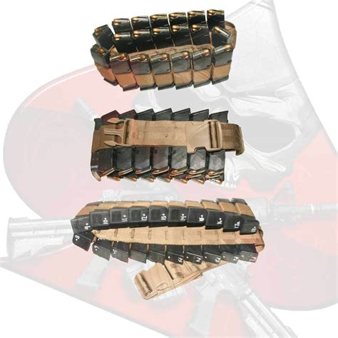 Gun Magazines Belt