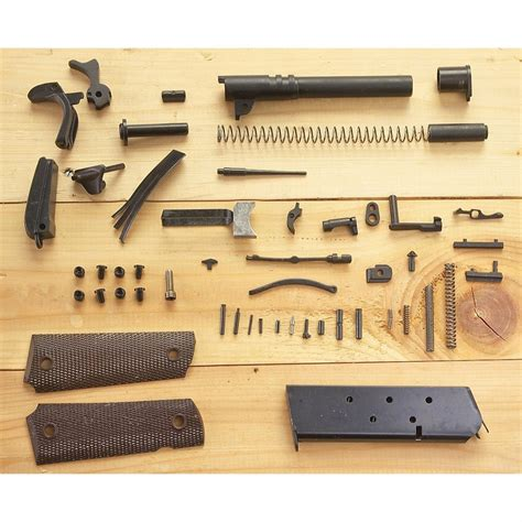 Gun Parts For 1911