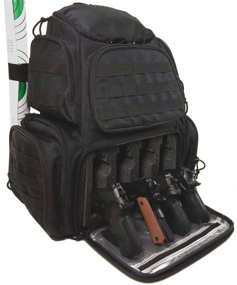 Gun Range Backpack