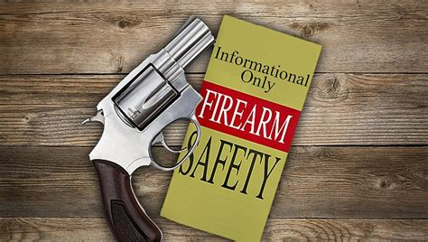 Gun Safety Visible Firearm - News And Press Chamber-View
