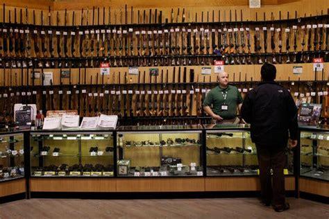 Gun-Store Gun Sales In Stores.