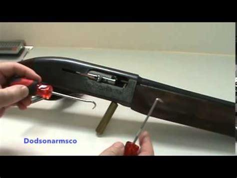 Gun Tech Tip 6 Remington 870 1100 1187 Extractor Replacement