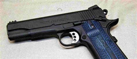 Gun Test Colt Competition Pistol The Daily Caller
