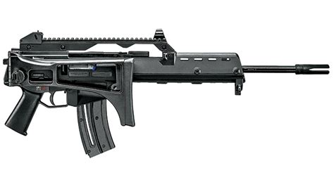 Gun Test Hk G36 22 Replica Rifle From Walther The