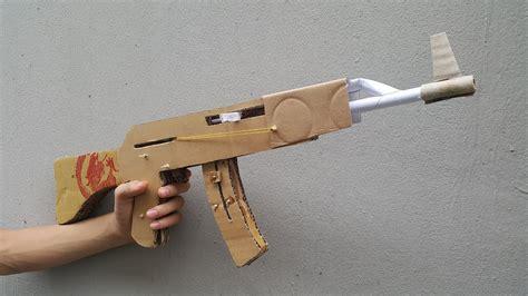 Gun That Shoots Ak 47 Bullets