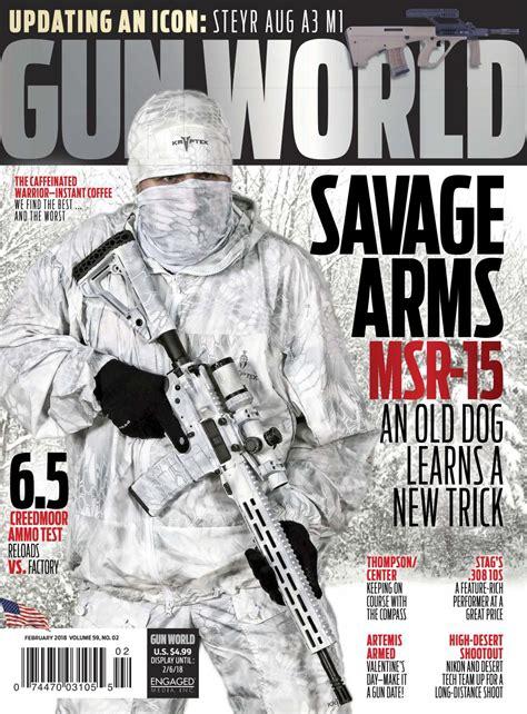 GUN WORLD February 2018 By Vadim Koval - Issuu
