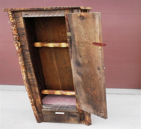 Gun cabinet plans Image