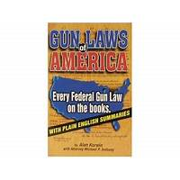 Gun law book for american gun owners is bullshit?