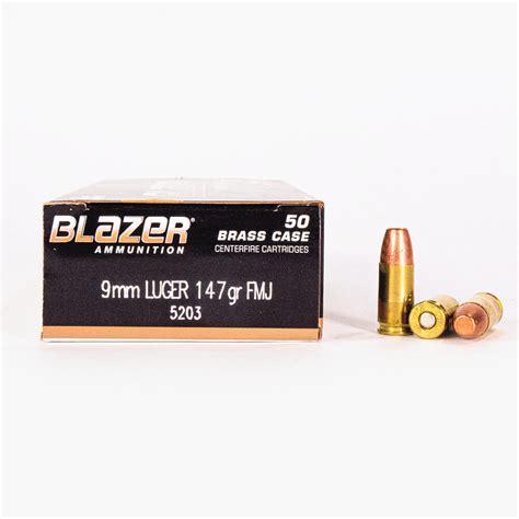 Gunbot 9mm Pistol Ammo