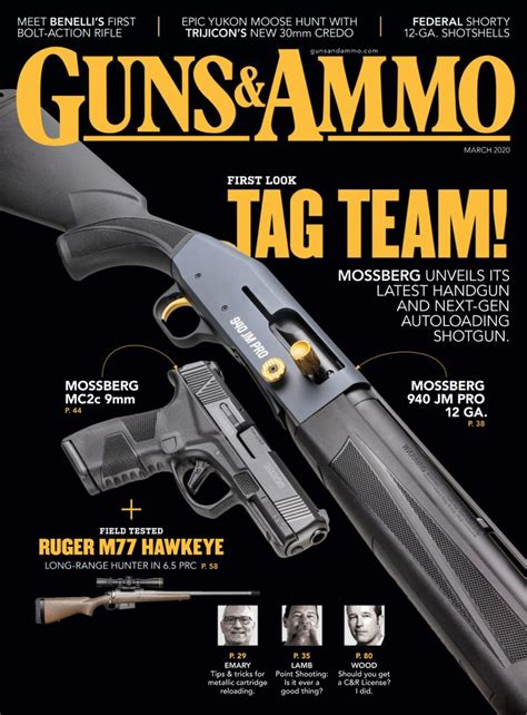 Guns Ammo Online Magazine