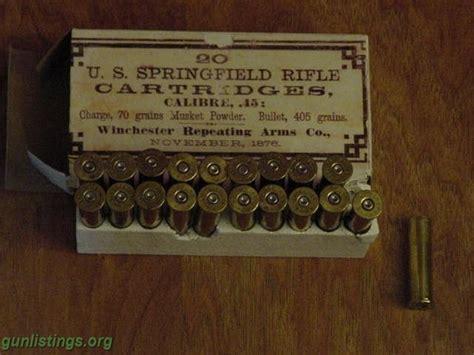 Guns Ammo 4560